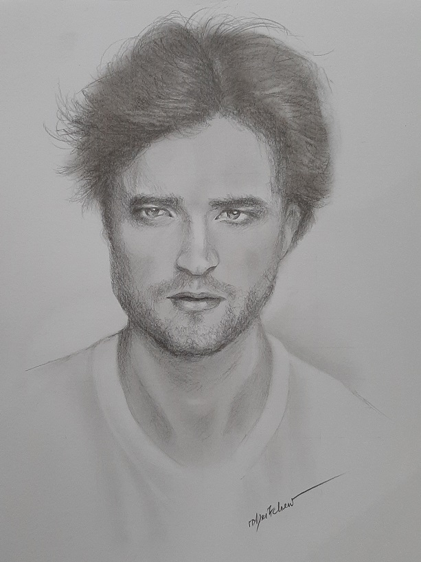 Robert Pattinson por Bobchew